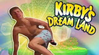 Niño loco por que lo banearon |[REMIX]| Kirby dream land theme song