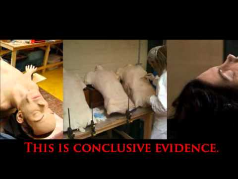 Michael Jackson is alive ultimate evidence was wax doll autopsy photo.