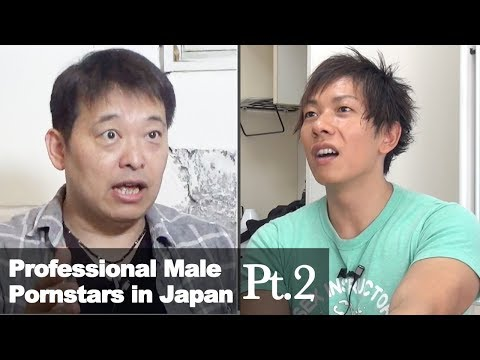 Why Japanese Porn is Popular | Interviewing Japanese Male Pornstars (Pt.2)