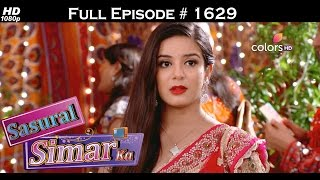 Sasural Simar Ka - 11th October 2016- ससुराल सिमर का - Full Episode (HD)