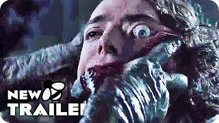 The Midnight Man Trailer (2017) Horror Movie