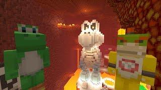 Minecraft Wii U - Super Mario Series - Bowser Jr's Revenge [76]