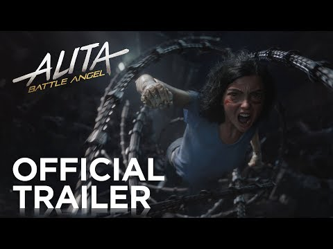 Xxx Mp4 Alita Battle Angel Official Trailer HD 20th Century FOX 3gp Sex