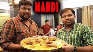 Have you ever Tried #Mandi | This is not #Biryani | Amazing Food in Hyderabad