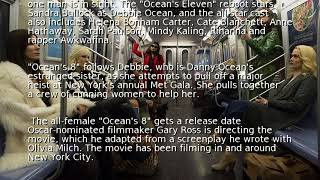 """See the new poster for """"Ocean"""