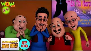 Ek Thee Heroine - Motu Patlu in Hindi WITH ENGLISH, SPANISH & FRENCH SUBTITLES