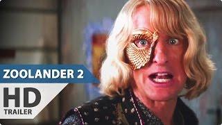 Zoolander 2 Trailer (2016) Ben Stiller, Owen Wilson | Comedy Movie