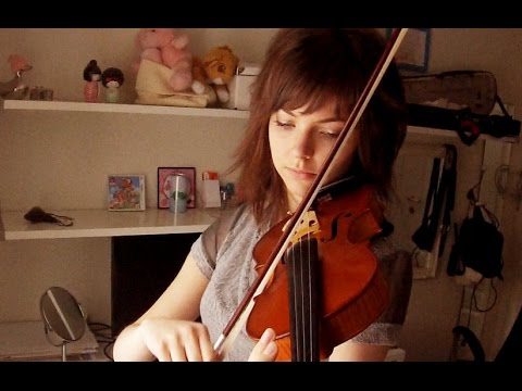 Download Lagu Crystallize - Lindsey Stirling Cover - 1 year and 10 months violinist