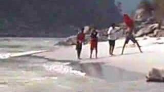 Rang De Basanti Shooting in  Ganga River.
