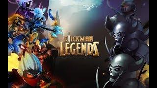 Stickman Legends: Shadow War Offline Fighting Game - Android Gameplay