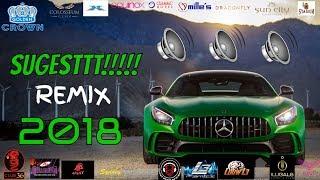 DJ BREAKBEAT 2018 BASS MELEDUK BIKIN SUGESTT ABIZZZ.......... DJ LOUW VOL 107