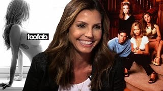 Charisma Carpenter Explains That Nude Birthday Photo and Talks