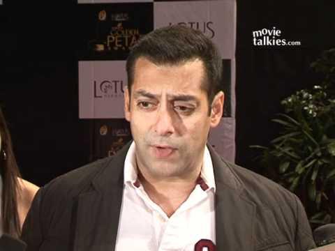 Salman Khan speaks about Sunny Leone