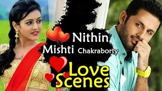 Nitin Mishti Chakraborty Love Scenes - Back To Back - Latest Telugu Movie Love Scene
