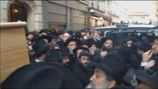 VIDEO : Levaya à Paris de Mme Batia Azimov a