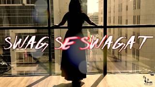 Swag Se Swagat  | Salman Khan | Katrina Kaif | Dance Cover | Lavina Punjabi | Akshay Dhoke