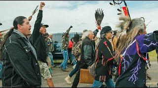 2,000 veterans to act as human shields for activists at Standing Rock