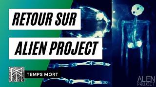 Retour sur Alien Project dans 66 Minutes