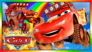 Cars 2017 ★★ LIGHTNING MCQUEEN ★★ Extreme Off Road Rush ★★ Querfeldein Rennen Extrem ( gameplay )