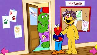 Elmo's First Day Of School is Super Fun Toddler Gameplay