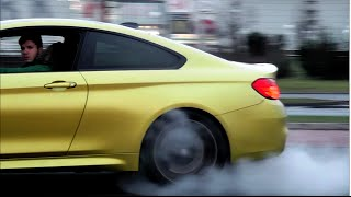Funny week spent with BMW M4 (F82)
