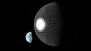What if the Moon was a Disco Ball?