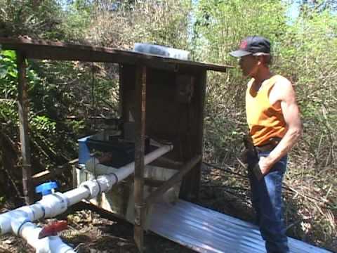 Off Grid 1 Oregon Micro Hydro energy alternatives water wheel