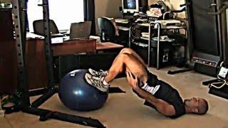 4 Exercícios Anti-Celulite (Joey Atlas)