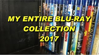 MY ENTIRE BLU-RAY COLLECTION 2017