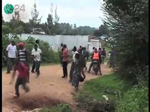 Msichana Aliyeuawa Kakamega Afanyiwa Ibada Muliro Gardens
