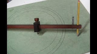 Marking Gauge and Compass - Two in One - Graminho
