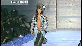 RIFAT OZBEK Spring Summer 1998 Milan - Fashion Channel