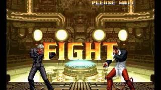 Hero Team vs Iori (KOF 99)