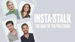 Ben Platt, Zoey Deutch, Lucy Boynton and David Corenswet Insta-Stalk 'The Politician' Cast | ELLE