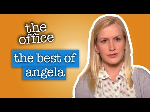Xxx Mp4 The Best Of Angela The Office US 3gp Sex