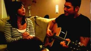 Angel (acoustic cover) ~ Justin and Marcy Kolean