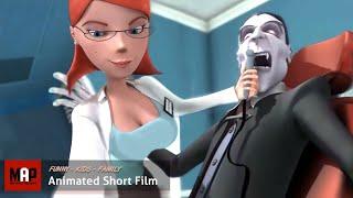 "CGI Sexy Animated Film ""VAMPIRE"