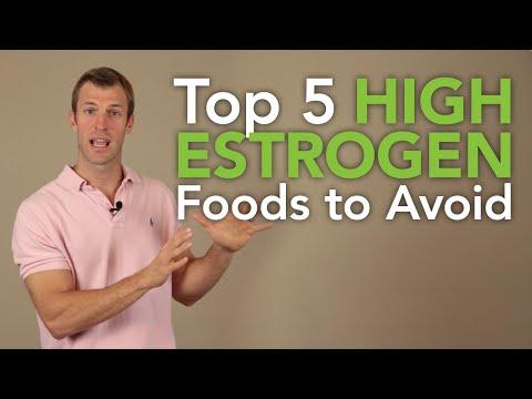 The Top 5 High Estrogen Foods to Avoid