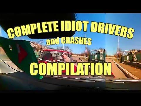 BEST FAILS Complete Idiot Drivers Compilation 15 Minutes