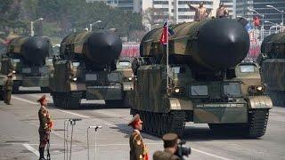 North Korea Military Parade April 15,2017  - Full Video