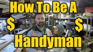 How To Be A Handyman Episode 1| THE HANDYMAN |