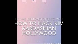 Kim Kardashian Hollywood hack IOS 2018- Clear directions in description!!