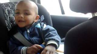 yusuf doing the car dua