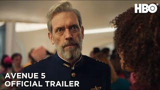 Avenue 5 (2019): Official Trailer | HBO