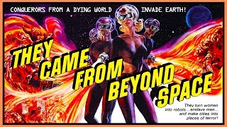 They Came From Beyond Space (1967) Trailer - Color / 1:48 mins