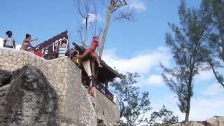 best cliff Jumping fails compilation Part 1