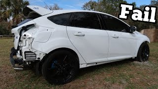 I Bought a Salvage Focus RS Months Ago! Here