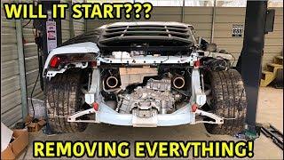 Rebuilding A Wrecked Lamborghini Huracan Part 4