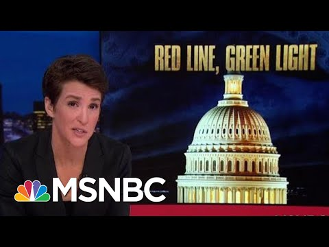 Xxx Mp4 Democrats Ready To Charge Across Donald Trump S Red Line With New Probes Rachel Maddow MSNBC 3gp Sex
