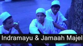 Ziarah Jamaah Majelis Al-Habib Yusuf Bin Ahmad Bin Yahya & Syarif Hidayatullah Indramayu